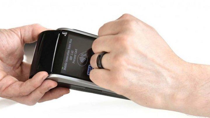 Inelul inteligent, viitorul plăților contactless, a fost lansat de o companie japoneză