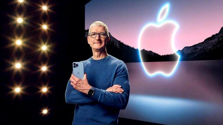 Apple a lansat noul iPhone 13. Ce preț are smartphone-ul