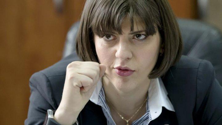 Laura Kovesi în acţiune. Noul Parchet European: 300 de anchete privind fraude în valoare de 4,5 miliarde de euro