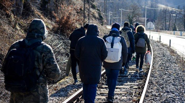 216 milioane de persoane ar putea fi forțate să migreze în interiorul propriei țări până în anul 2050. Vezi care este motivul