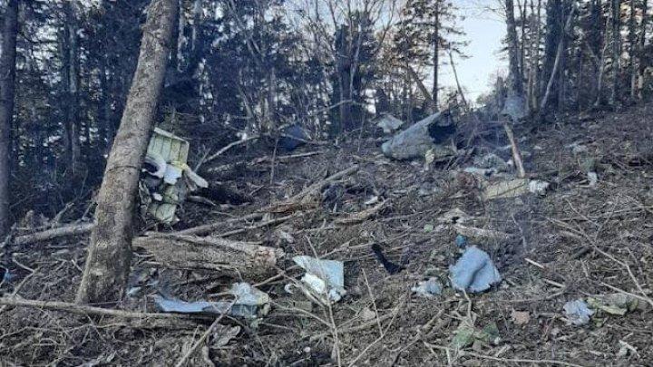Toate cele 6 persoane de la bordul avionului militar dispărut în regiunea Habarovsk din Rusia, au murit