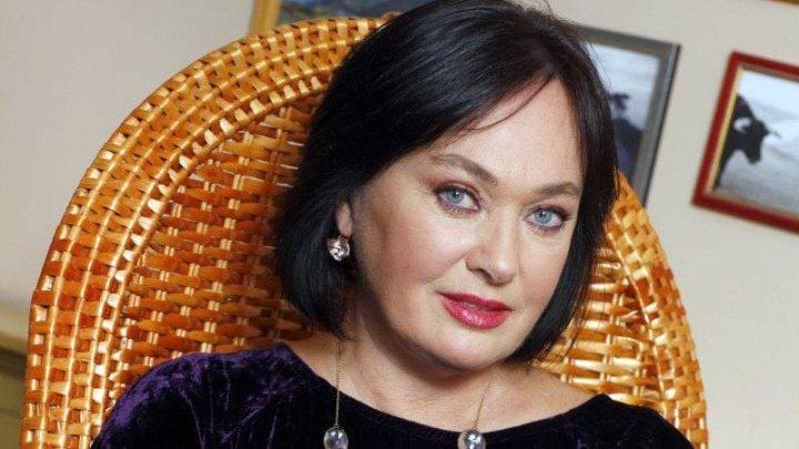 Actrița și prezentatoarea TV, Larisa Guzeeva, internată cu suspiciune de COVID-19