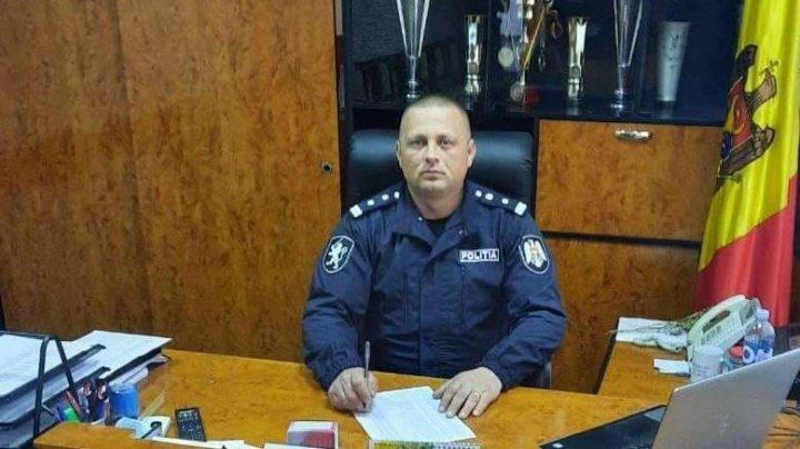 Inspectoratul de Poliție Briceni are un şef interimar