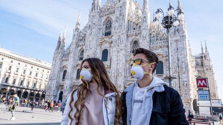 75% dintre italieni sunt de acord cu certificatul COVID obligatoriu