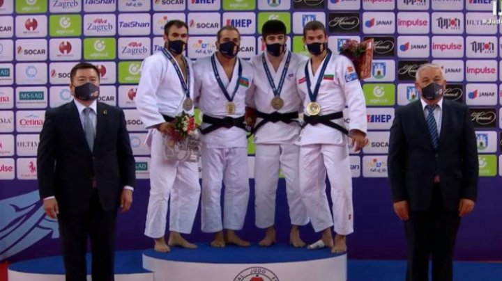 VICTORIE pentru Moldova! Judocanii moldoveni continuă evoluțiile de excepție la Grand Prix-ul de la Zagreb