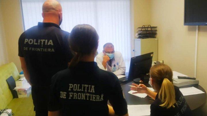 Vasiloi: Polițiștii de frontieră, care nu sunt vaccinați anti-COVID, vor fi obligați să prezinte teste PCR ori teste antigen la fiecare două săptămâni
