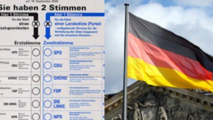 ERA Merkel s-a încheiat. Germanii îți aleg NOUL cancelar. Vezi cine sunt favoriții, conform sondajelor