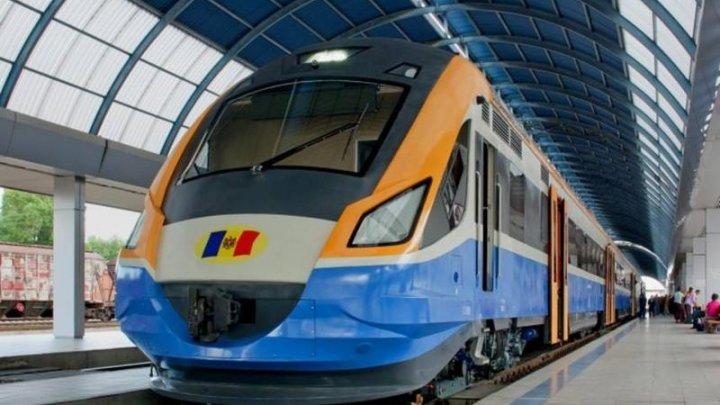 Veste bună pentru călători: Calea Ferată a Moldovei relansează trei curse internaţionale de pasageri