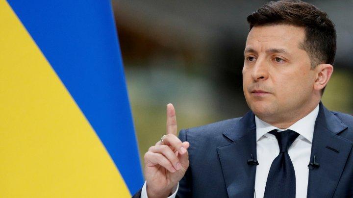 """Lege """"anti-oligarhi"""" în Ucraina, adoptată la o zi după tentativa de asasinat a unui consilier prezidențial"""