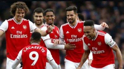 Arsenal Londra este neînvinsă în Premieri League: Echipa a câştigat partida din etapa a 9-a cu Aston Villa cu 3-1
