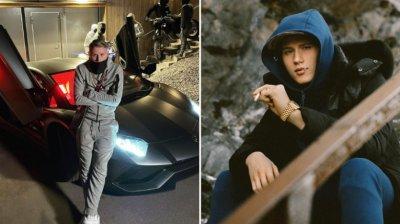 Rapper cunoscut, găsit împușcat într-un cartier de lux, în Suedia