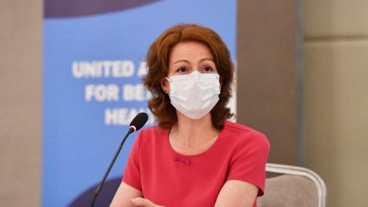 Despre pandemie, din prima sursă. Secretarul de stat al Ministerului Sănătăţii, Svetlana Nicolaescu, vine în această seară în studioul Publika TV