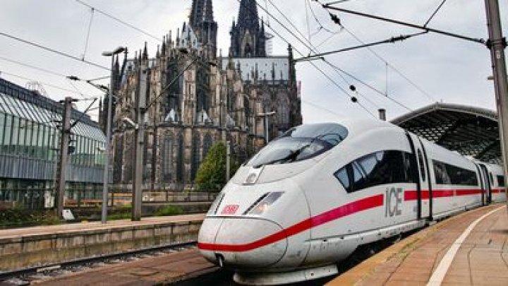 Primul tren autonom a fost testat cu succes în Germania. Este o premieră mondială