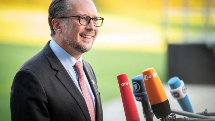 Alexander Schallenberg, viitorul cancelar al Austriei, depune jurământul astăzi