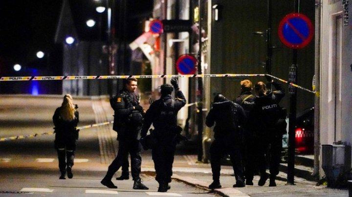Un individ înarmat cu diferite arme a atacat mai multe persoane în sud-estul Norvegiei. Cel puţin cinci oameni au murit