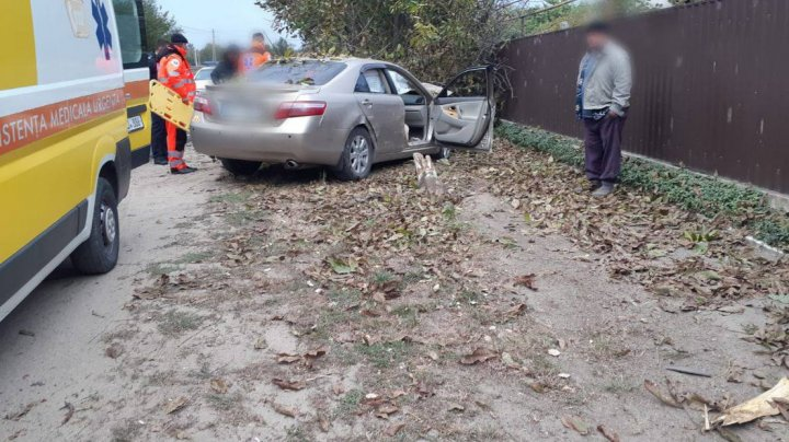 Bărbatul, implicat în accidentul rutier de la Căușeni, a decedat pe patul de spital
