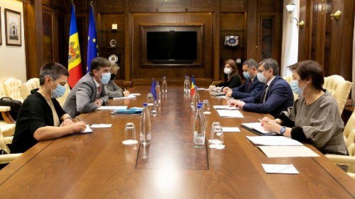 """Parlamentul Republicii Moldova și cel European vor semna un """"Memorandum de înțelegere"""""""