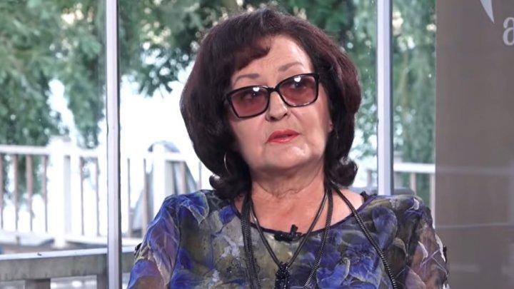 Olga Ciolacu a împlinit 72 de ani
