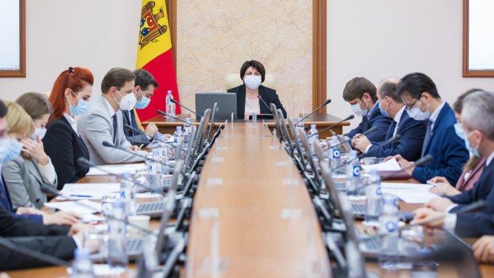 Guvernul a aprobat planul de activitate pentru anii 2021-2022