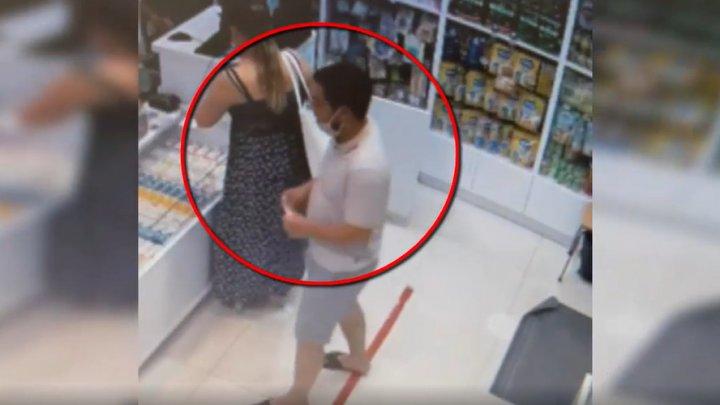 Dacă îl recunoşti, anunţă imediat poliţia. Vezi ce infracţiune a comis acest bărbat (VIDEO)