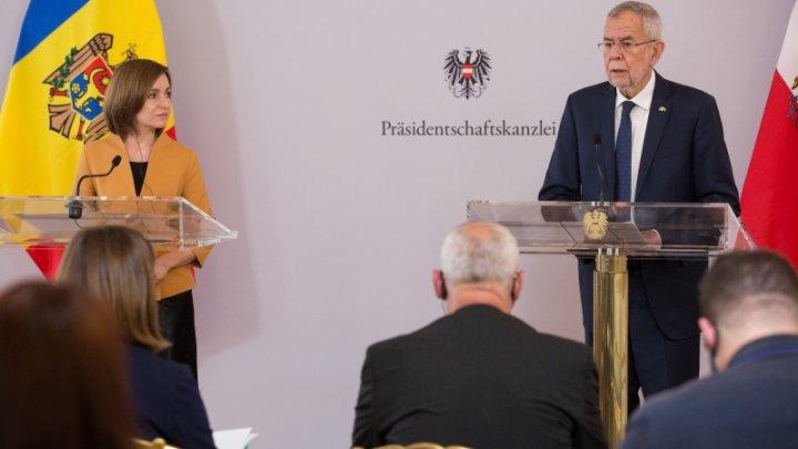 Austria va dona ţării noastre 100.000 de doze de vaccin anti-COVID-19