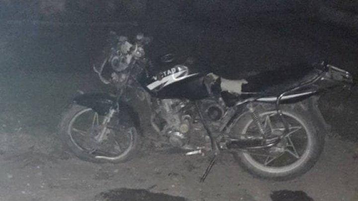 Un bărbat luptă pentru viaţă la spital, după ce s-a accidentat cu motocicleta