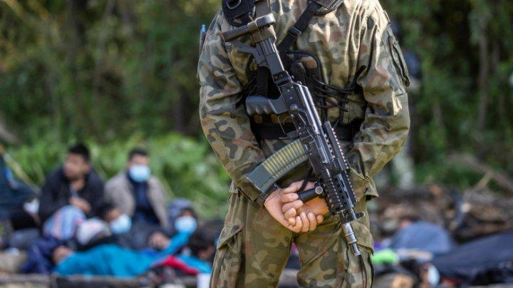 Polonia acuză Rusia că se află în spatele crizei migranților de la granițele estice ale UE