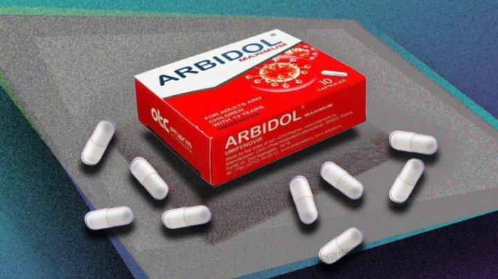 Criză de ARBIDOL. Medicamentul utilizat în tratamentul la domiciliu pentru COVID-19 lipseşte de aproape o lună în farmacii