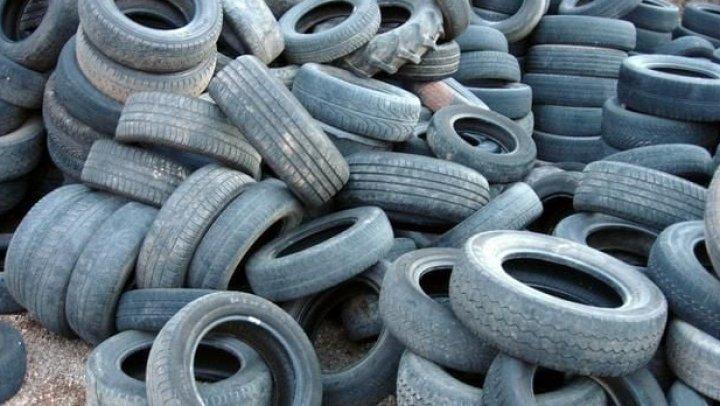 Trei proiecte pentru îmbunătățirea gestionării deșeurilor de anvelope uzate vor fi realizate în Capitală