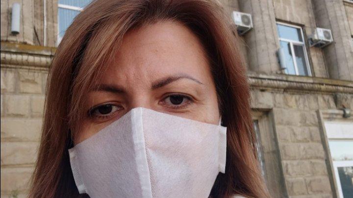 Fosta deputată Arina Spătaru nu va participa în cursa electorală pentru alegerile din Bălți