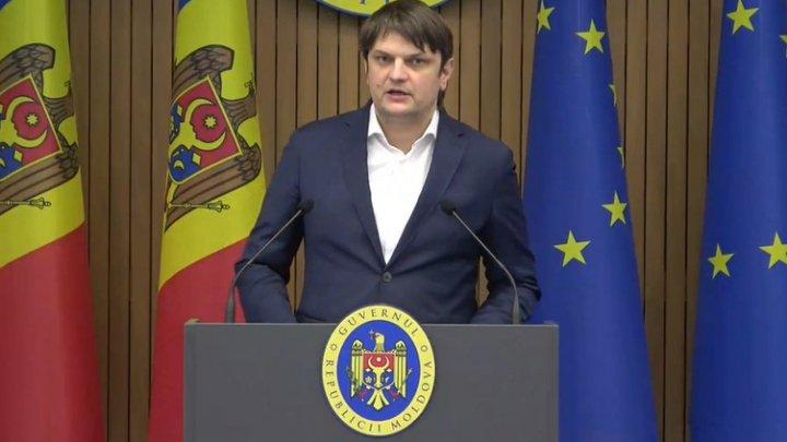 Declaraţiile ministrului Infrastructurii, Andrei Spînu, după ședința Comisiei pentru Situații Excepționale