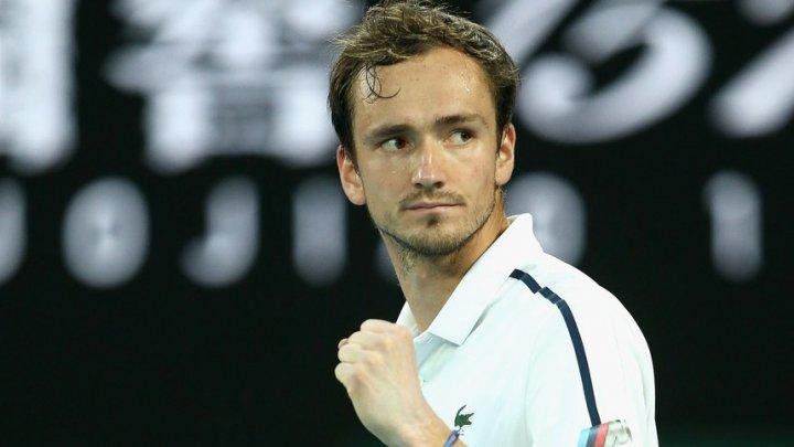Daniil Medvedev, principalul favorit, a fost eliminat în optimile de finală ale turneului de la Indian Wells