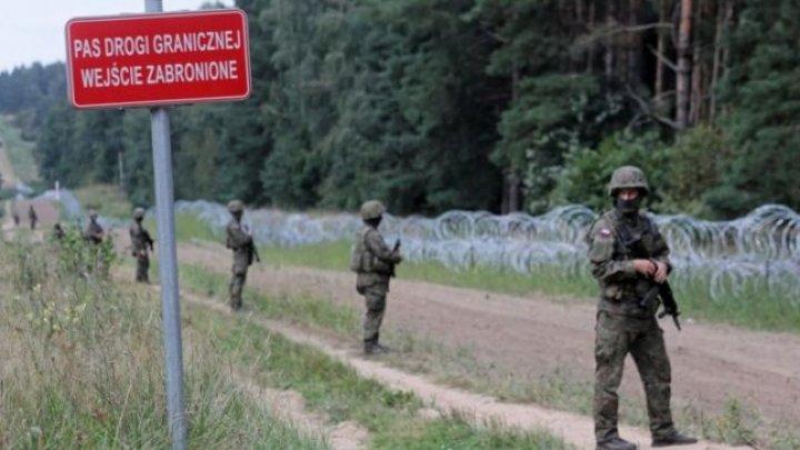 Polonia vrea să construiască un zid cu senzori de mişcare la frontiera cu Belarus