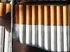 Полторы тысячи пачек сигарет были спрятаны под крышами двух автобусов