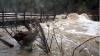 На участке г. Костешты – г. Унгены уровень воды поднимется на 1,8 м