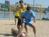Команда Молдовы обыграла Польшу 1:0 по пенальти в пляжном футболе