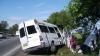 На пересечении улиц Бэнулеску-Бодони и 31 Августа произошло ДТП