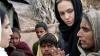 Анжелина Джоли встретилась с беженцами в Пакистане
