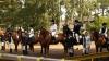 В Кишиневе стартовал чемпионат республики по конному спорту