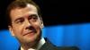 Президент России Дмитрий Медведев обратился к Федеральному собранию