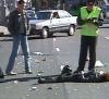 На пересечении улиц Когэлничану и Александри насмерть сбит человек