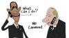 Карикатура способна заставить взглянуть на политиков по-новому