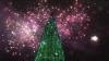Барак Обама вместе со своей семьей зажег огни главной рождественской елки США