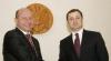 Влад Филат раскритиковал заявление Траяна Бэсеску о возможном объединении Молдовы и Румынии в ближайшие 25 лет