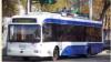 Троллейбусы, которые поступят в Кишинев в 2011 году, будут окрашены в бело-синие цвета
