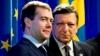 Президент России Дмитрий Медведев - за дальнейшее обсуждение приднестровского вопроса