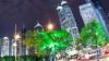 Ученые создали светящееся дерево