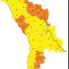 Гидрометеослужба объявила на 12-13 февраля оранжевый код опасности