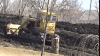 Жители Ставчен протестуют против строительства дома в парковой зоне