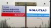 """""""Soluţia"""" на рекламных щитах стало яблоком раздора между Киртоакэ и Додоном"""